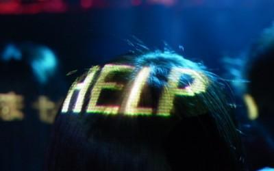 HELP&HAPPY HALLOWEEN